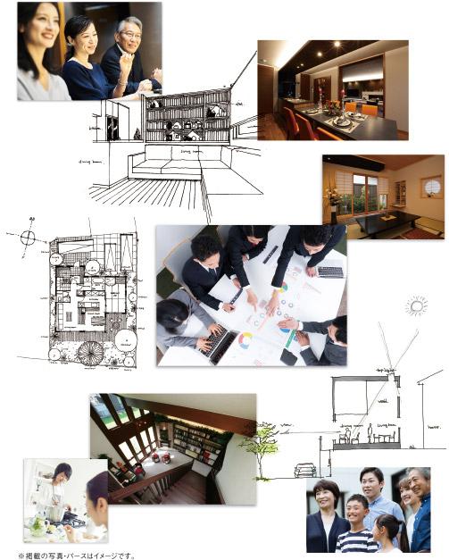 デザイン設計室イメージ